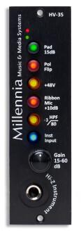 Préampli micro Millennia HV-35