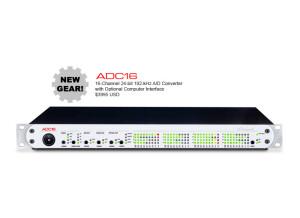 Benchmark Media Systems Benchmark ADC16