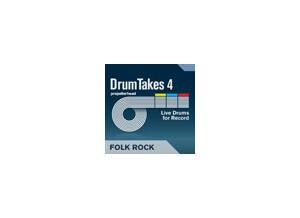 Reason Studios Vol.4 Folk Rock Brushes