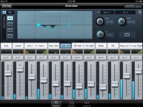 PreSonus StudioLive Remote for iPad