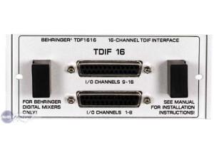 Behringer TDF1616