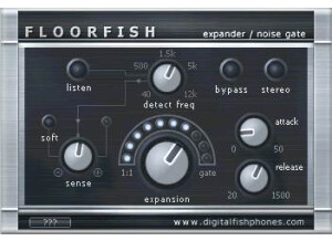 Digital Fish Phones FloorFish