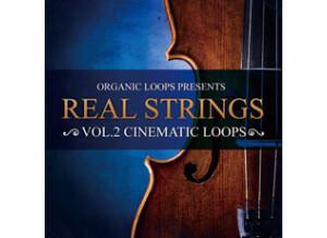 Organic Loops Real Strings Vol.2 - Cinematic Loops