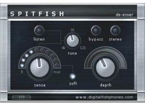 Digital Fish Phones SpitFish