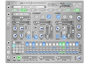 Sonic Charge  µTonic 3 (MicroTonic 3)