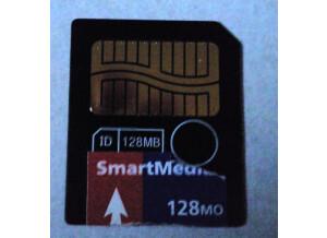 Memup carte memoire smart media 128 mo