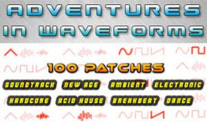 Ametrine Audio Adventure in Waveforms
