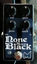 Menatone None More Black
