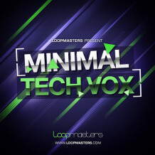 Loopmasters Minimal Tech Vox