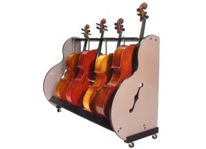 BandStorage Band Room Cello Rack