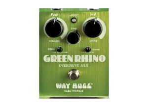 Way Huge Electronics WHE202 Green Rhino Overdrive