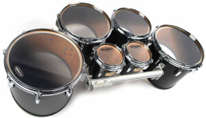 Evans System Blue Marching Tenor Heads