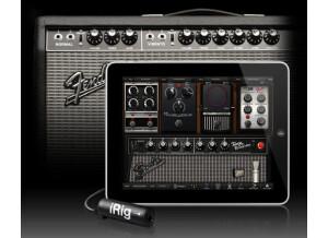 IK Multimedia AmpliTube Fender for iOS
