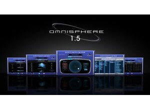 "Spectrasonics Omnisphere 1.5 w/ ""The Orb"""