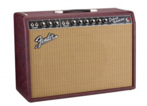Fender '65 Deluxe Reverb - Bordeaux Blues Limited Edition 2012