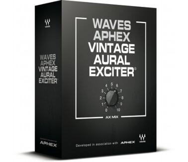 Waves Aphex Vintage Aural Exciter