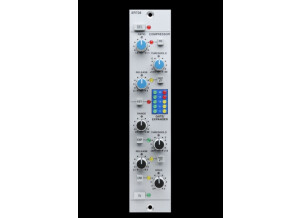 SSL XLogic X-Rack XR728 Stereo Dynamics Module