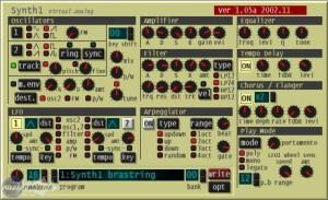 Daichi Laboratory Synth1 [Freeware]