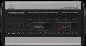 Behringer Powerplay 16 P16-M