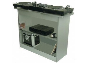 Sefour X10 Dj stand silver