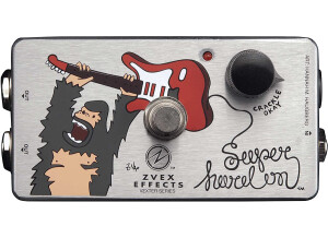Zvex Super Hard On Vexter