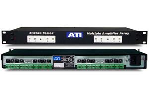 Ati Audio MMA800-1 Multiple Amplifier Array