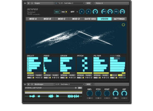 Twisted Tools Scapes for Reaktor