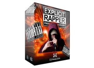 Platinum Loops Explicit Rapper - Vocal Samples