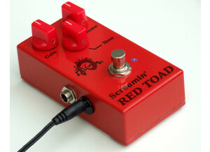 Le Gecko Electrique Screamin' Red Toad Overdrive
