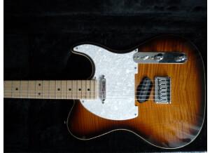 Melancon Guitars vintage artist T
