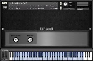 Sonokinetic EMP Mark II