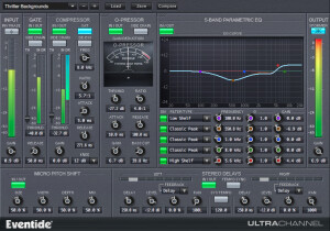Eventide Ultra-Channel