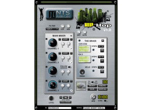 NTS Audio Hip Hop