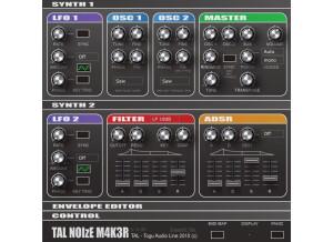 Togu Audio Line TAL-NoiseMaker v3