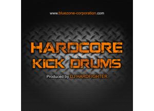 Bluezone Hardcore Kick Drums
