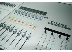 Audient ASP8024 Dual Layer Control Module