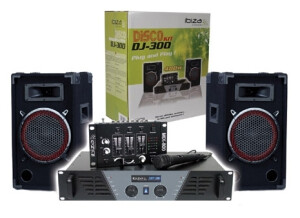 Ibiza Sound DJ-300