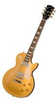 Gibson Les Paul Deluxe Antique Gold Top Ltd ed