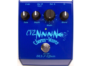 DLS Effects Stereo Chorus Waves
