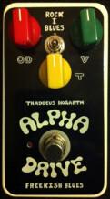 Freekish Blues Alpha Drive