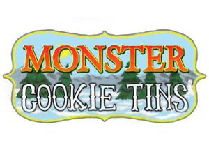 SampleOddity Monster Cookie Tins