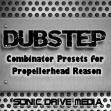 Sonic Drive Media Dubstep Combinator Presets