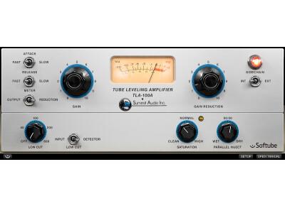 -66% sur le plug-in Summit Audio TLA-100A de Softube