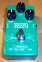 MXR M66 Classic Overdrive