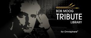 Spectrasonics Bob Moog Tribute Library