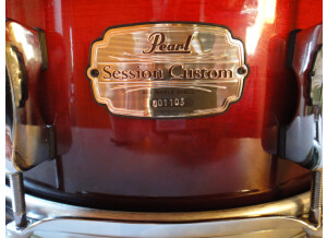Pearl SMX Session Custom Maple shell