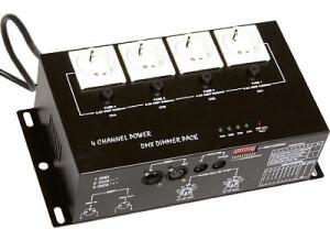 Electroconcept DMX Dimmer PACK 4 X 5A