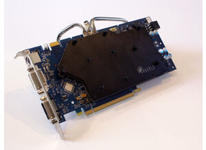 Sparkle - Graphic Cards SFPX88GT512D3HP Coolpipe 3 (Nvidia GeForce 8800 GT)