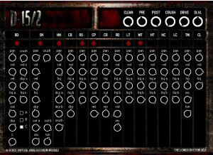 The Lower Rhythm D15/2 v2