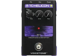 TC-Helicon VoiceTone X1